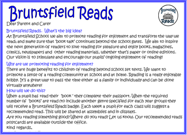 Bruntsfield Reads