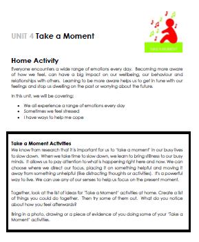 Home Activity