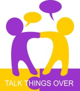 Talk things over