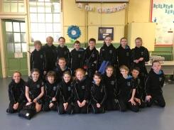 Inverleith XC team
