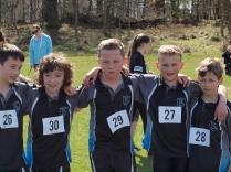 P6 boys team